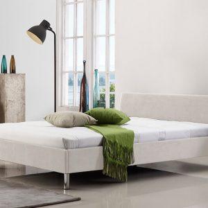 מיטה זוגית HIPO בז'