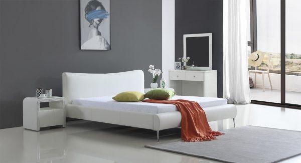 מיטה זוגית רובר בחדר שינה